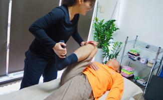 3.コンディショニング・身体の歪みを修正します(姿勢評価)